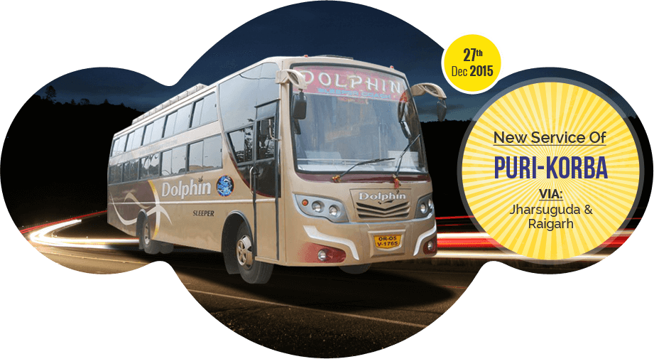 Online Bus Ticket Booking Dolphin Bus Service